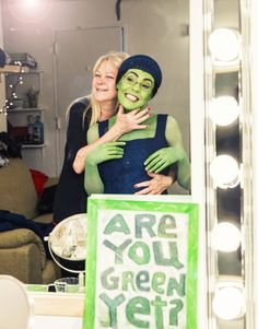 41 Elphabas and Counting! Longtime Wicked Dresser Kathe Mull on the Secrets of Dressing Star Rachel Tucker and More