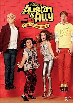Austin And Ally: Chasing The Beat