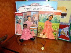 Meet Addy: American Girl Book Club ideas