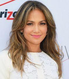 Jennifer Lopez Light Brown New Hairstyles 2017