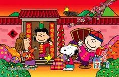 chinese new year snoopy wallpaper happy chinese new year peanuts comics peanuts cartoon