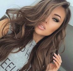 When I go back to brunette this is the color I want.