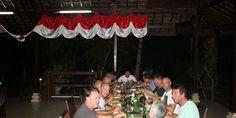 Dinner at G-Land Restaurant... :D :D