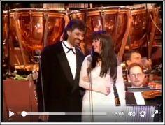 Music do not needs words : amazing song - Sarah Brightman et Andrea Bocelli https://www.facebook.com/olfa.yazidi/videos/1250479947285/?pnref=story https://www.facebook.com/isabel.aldana.142