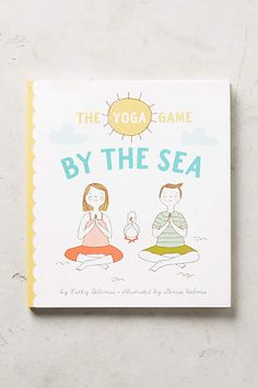 The Yoga Game By The Sea - anthropologie.com