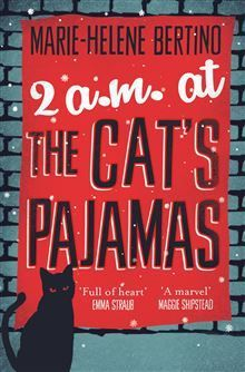 2 A.M at the Cat's Pajamas: Madeleine Altimari is a sassy, smart-mouthed nine-year-old and an aspiring jazz singer, inwardly mourning the recent death of her mother. Little does she know that on Christmas Eve Eve she is about to have the most extraordinary day - and night - of her life.