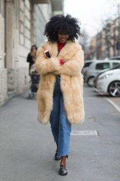 Fashion Week de Milan Automne/Hiver 2016 | Street Style