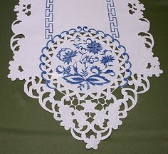 cutwork embroidery pattern - Google Search - Google Search