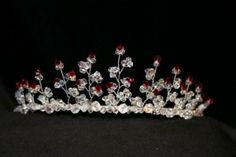 Stunning handmade tiara