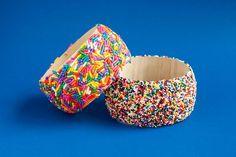 DIY Sprinkle Bangle Bracelet | eHow Diy Jewelry Tutorials, Diy Jewelry Making, Bangle Bracelets, Bangles, Making Bracelets, Candy Land Theme, Jewelry Editorial, Diy For Kids, Sprinkles