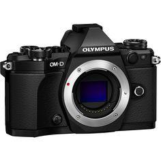 Olympus OM-D E-M5 Mark II 16.1 Megapixel Mirrorless Camera Body Only