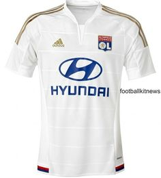 Olympique Lyonnais Special Shirt 2015-16