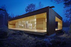 Analizamos los principales sistemas constructivos para casas de madera, un tipo de edificación tan antiguo como actual: nórdico, canadiense, americano...