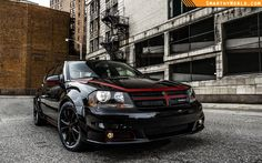 Dodge Avenger RedStrip Edition