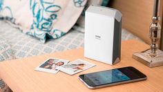This Week's Must-Haves: a Pocket-Size Printer That Brings Instant Photography to Smartphones