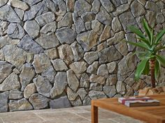 Eco Outdoor Wamberal free form walling close up.  | Eco Outdoor | Wamberal free…