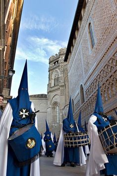 Holy Week: Semana Santa  Seville, Spain