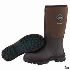 Muck Boot Women's Wetland Premium Field Boot