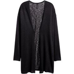 Fine-knit cardigan $14.99 ($15) ❤ liked on Polyvore featuring tops, cardigans, jackets, fine knit cardigan, h&m tops, cardigan top, h&m cardigan and long sleeve tops