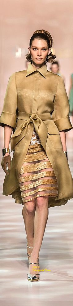 www.2locos.com Georges Chakra Spring 2015 Couture