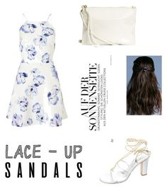 Untitled #10 by ajengans on Polyvore featuring polyvore, fashion, style, Lipsy, Giuseppe Zanotti and clothing
