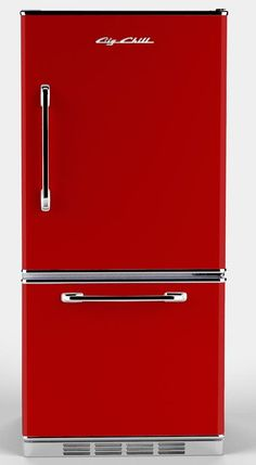 Big Chill Retropolitan in Red - Fell in love with this when I first saw it.  Perfect for my maybe sometime in the future retro style kitchen.