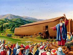 JESUS PODEROSO GUERRERO: Charles Spurgeon - La Parábola del Arca