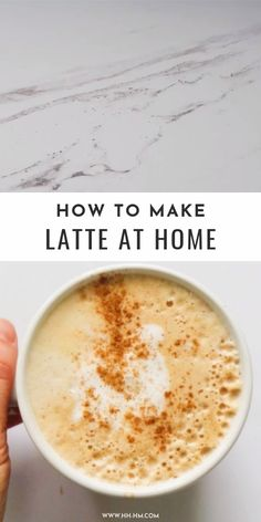 Learn how to make cappuccino at home / How to make latte at home without a frother. This cappuccino recipe will ensure you don't leave your house… Espresso Recipes, Coffee Drink Recipes, Tea Recipes, Healthy Coffee Drinks, Smoothies Coffee, Kefir Recipes, Smoothie Recipes, How To Make Cappuccino, How To Make A Latte
