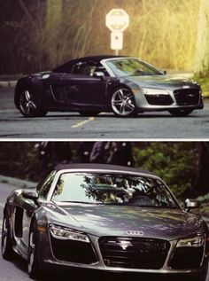 Would you want to go for a ride through Seattle with Christian Grey in his Audi R8 Spyder? | Fifty Shades of Grey | In Theaters Valentine's Day