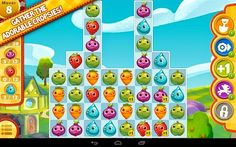 Farm Heroes Saga 2.7.14 APK - http://apk.blueicegame.com/farm-heroes-saga-2-7-14-apk/