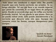 Sputnik mi Amor Haruki Murakami