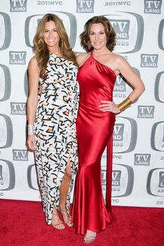 New York Housewives star Jill Zarin shows off her new face