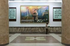 North Korea is one of the most dangerous and secluded dictatorships in the world. Yet it is unexpectedly easy to travel there: here are photos captured by Swedish photographer Christian Åslund: http://slate.me/10JaK8O
