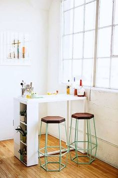 DOMINO:13 breakfast nooks that would make anyone a morning person