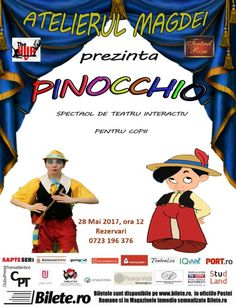 Pinocchio Teatrul Rosu 28 Mai, Pinocchio, Frosted Flakes, Cereal, Breakfast Cereal, Corn Flakes