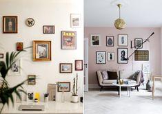 As 10 melhores paredes galerias. Veja: http://www.casadevalentina.com.br/blog/detalhes/as-10-melhores-paredes-galerias-3231  #decor #decoracao #interior #design #casa #home #house #idea #ideia #detalhes #details #style #estilo #casadevalentina