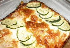 Zucchini, Chicken Recipes, Food And Drink, Health Fitness, Pizza, Yummy Food, Sweets, Cheese, Vegetables