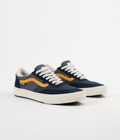 Vans Gilbert Crockett 2 Pro Shoes - Antique   Navy 4d7fa61b1