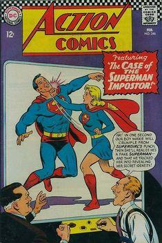 Action Comics No. 345