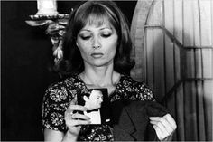 The Unfaithful Wife : photo Claude Chabrol, Stéphane Audran