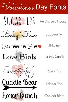 Free valentine's day fonts crafty 2 the core diy galore font Funky Fonts, Cute Fonts, Pc Photo, Computer Font, Silhouette Fonts, Cricut Fonts, Creative Fonts, Web Design, Typography Fonts