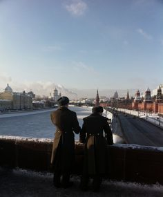 Moscow morning.