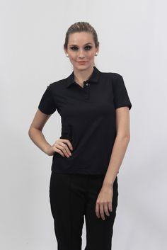 Camisa Polo Feminina - Uniforme profissional BH