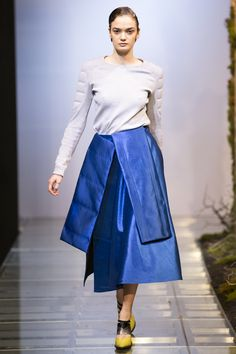 Mariam Gvasalia Ready To Wear Fall Winter 2017 Tbilisi