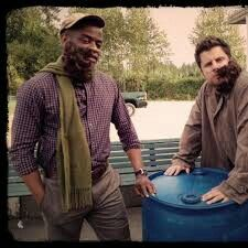Psych - Shawn and Gus
