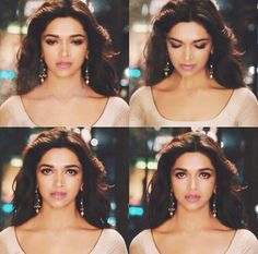 Beautiful Deepika Padukone in Ang laga de -Ramleela♥