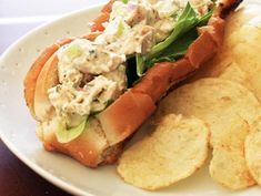 12 Delicious Chicken Salad Recipes for Sandwiches, Lunches, or Simple Dinners: Chicken Salad With Herb Mayonnaise