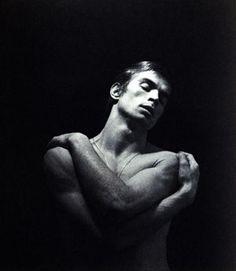 Rudolf Nureyev photographed in New York by Cecil Beaton, 1961. @designerwallace