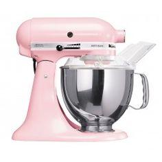 Kitchenaid Artisan Food Mixer Pink