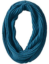 Yeah, I can totally knit this snood myself in an evening; marking the pretty color.